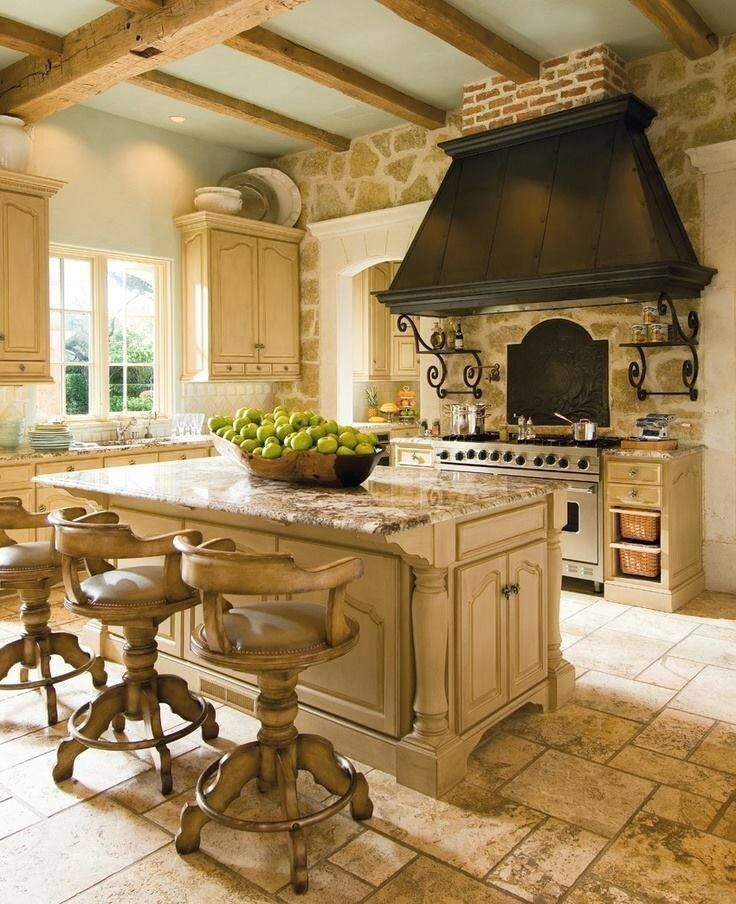 Great 20 Ways To Create A French Country Kitchen Pictures