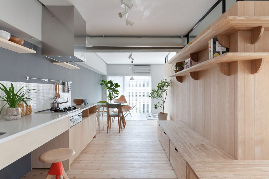 Delicieux Japanese Inspired Kitchens Focused On Minimalism
