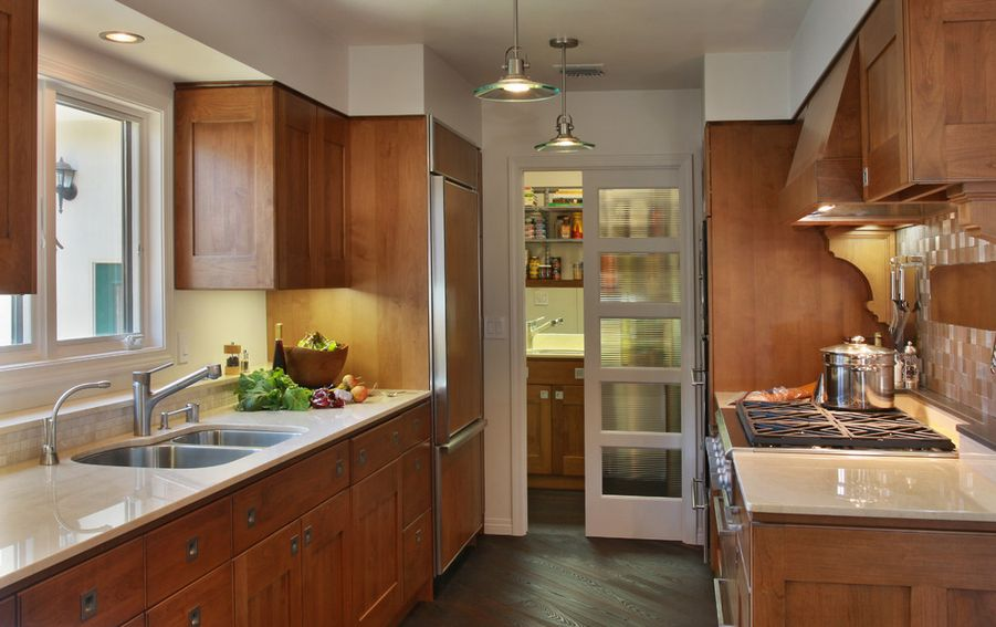Kitchen Pantry Doors Ideas | A Diversity Of Door Styles To Hide Your Pantry With