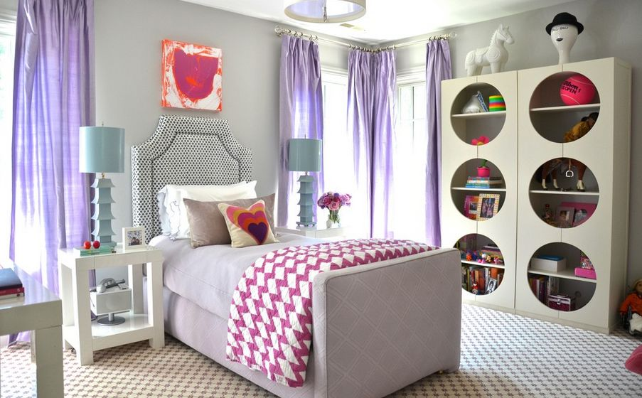 Bon Cute Bedroom Design Ideas For Kids And Playful Spirits