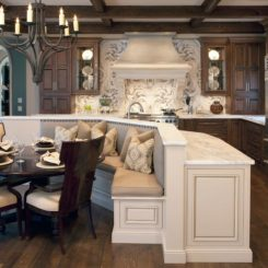 Ways Of Integrating Corner Kitchen Tables In Your Dcor