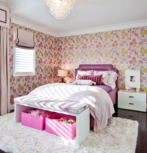 cute bedroom design ideas for kids and playful spiritsCute Design For Bed #10