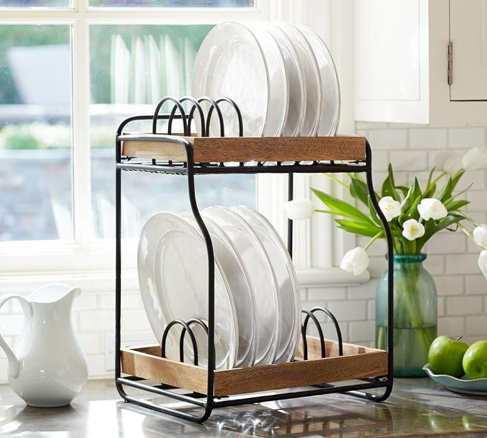 Reinvent The Humble Dish Drying Rack