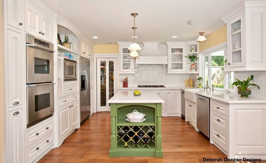 White Country Kitchen Cabinets 20 ways to create a french country kitchen