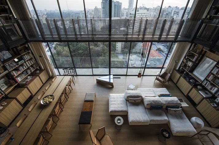 1-N-B-K-Residence-Beirut-Lebanon-living-space-layout