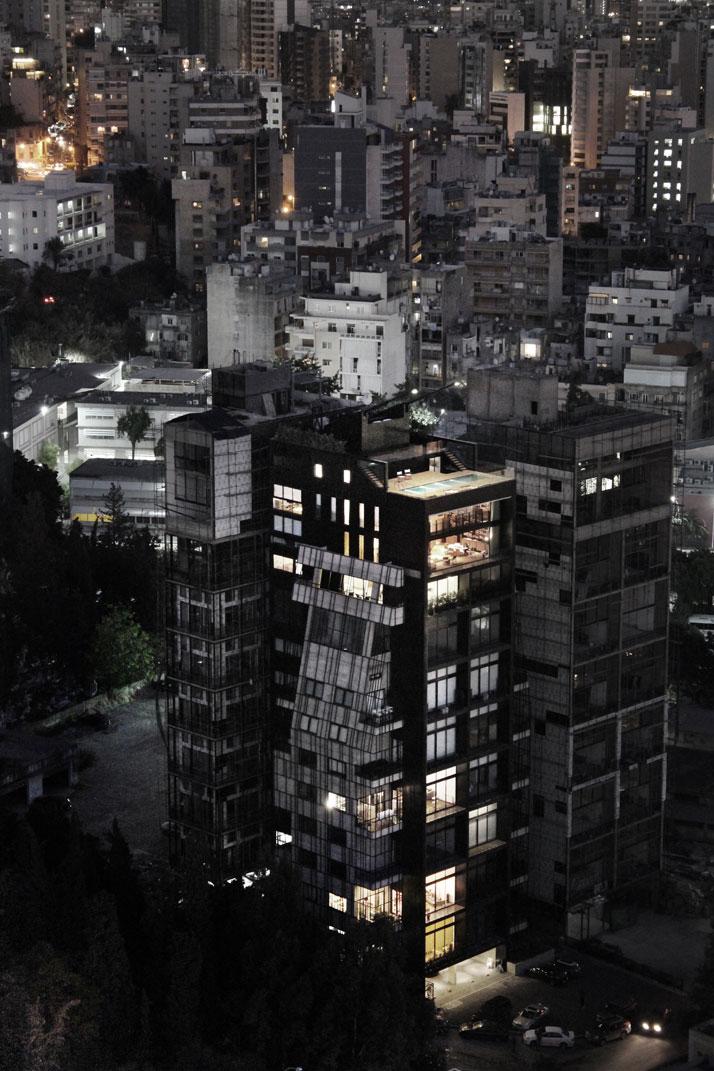 1-N-B-K-Residence-Beirut-Lebanon-location-overview