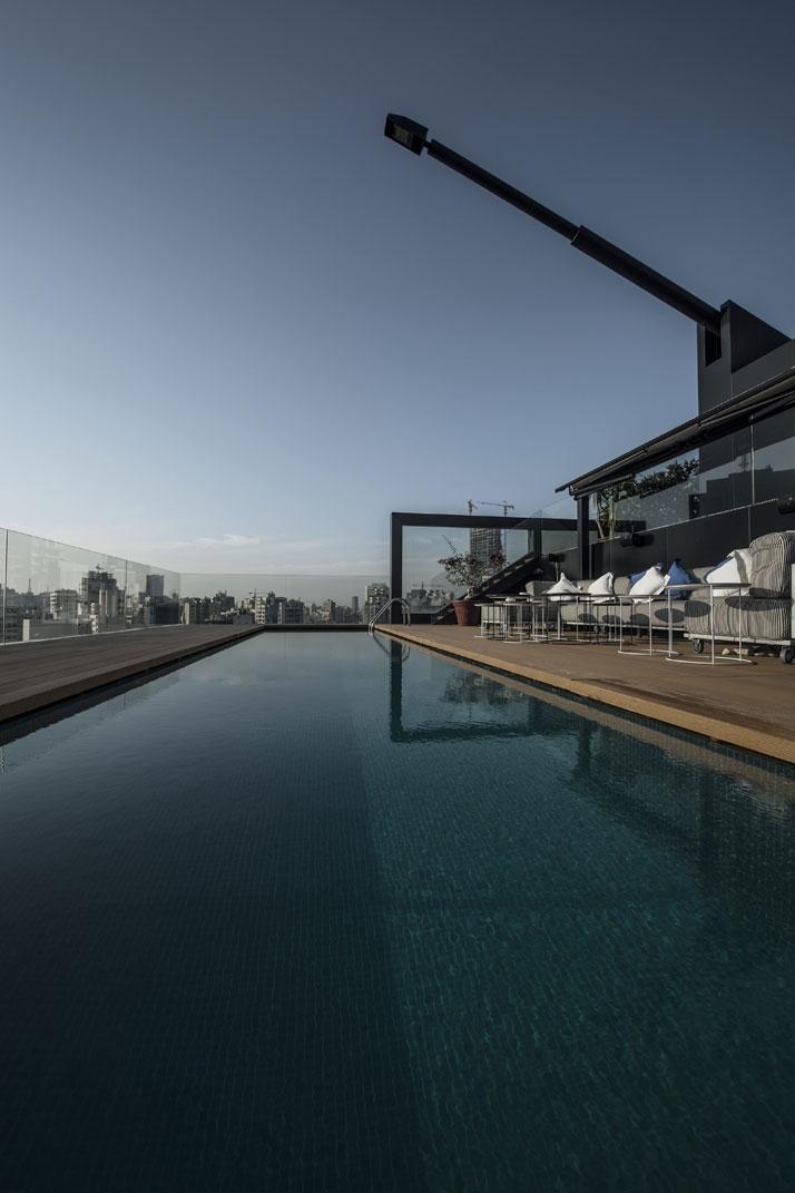 1-N-B-K-Residence-Beirut-Lebanon-toof-terrace-and-pool