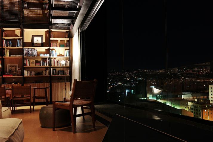 1-N-B-K-Residence-Beirut-Lebanon-views-from-living-room