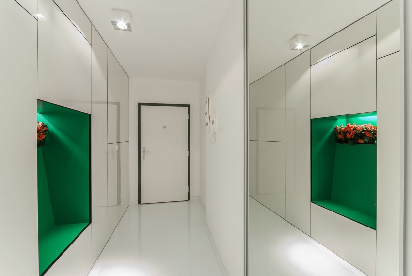 Amazing-Slovakian-loft-foyer