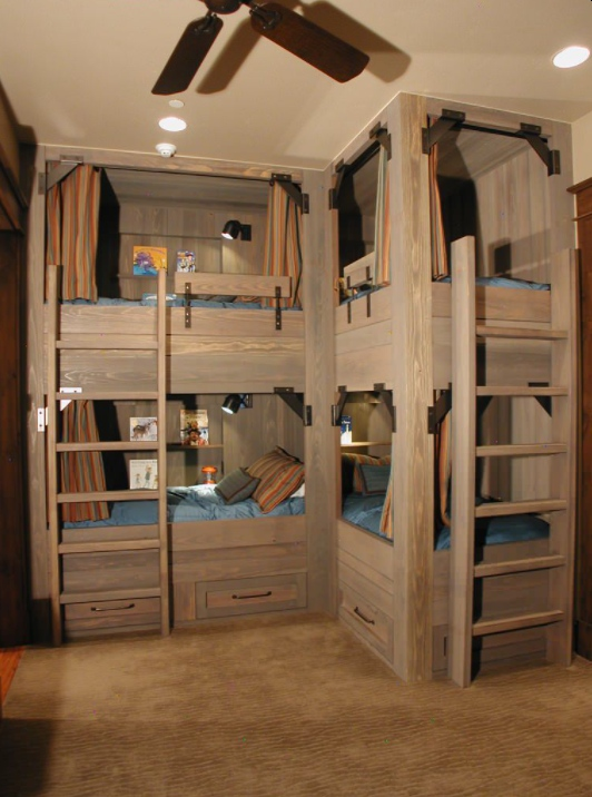36 Cool Bunk Beds That Offer Us The Gift Of Style