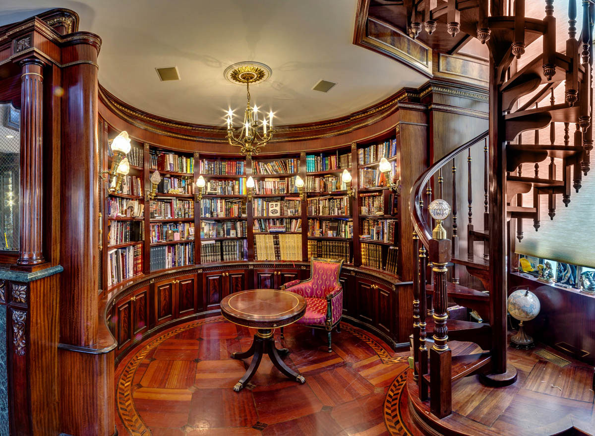 Creating A Home Library Thats Smart And Pretty