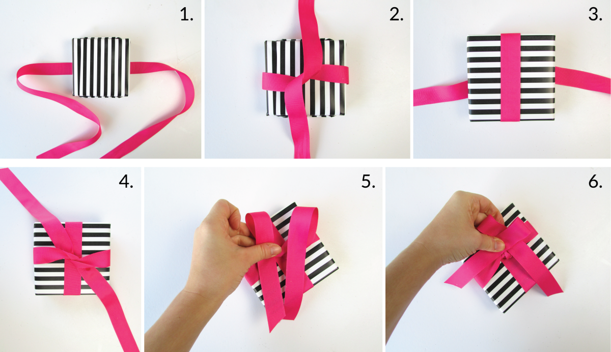 3 beautiful ways to tie a bow with ribbon classic ribbon bow ccuart Image collections