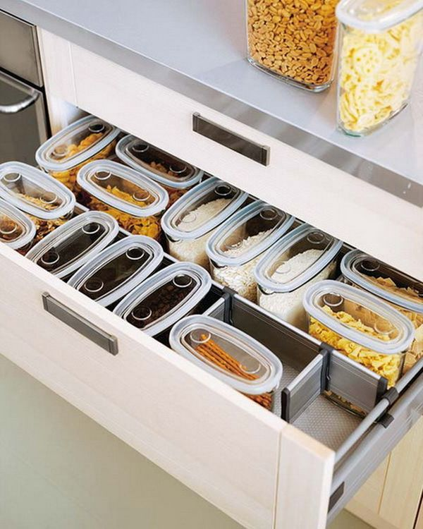 How To Organize Drawers For Every Room Of The House