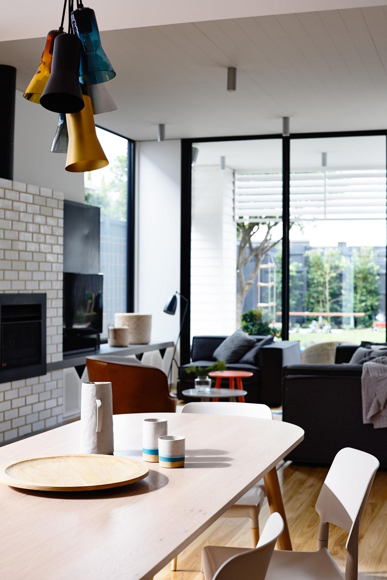 Sandringham-Residence-dining-room-pendant-lights