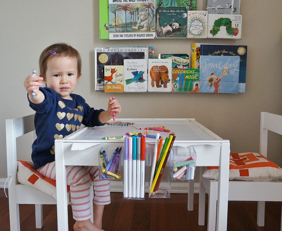 Playful IKEA Kids u0026#39; Table Designs And Ways To Improve Them
