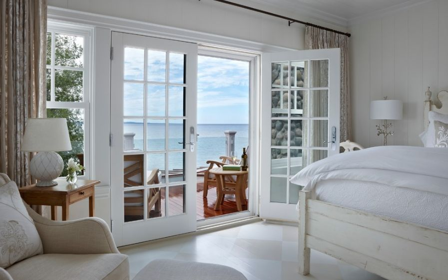 Discovering the elegance and charm of french doors for Large french doors