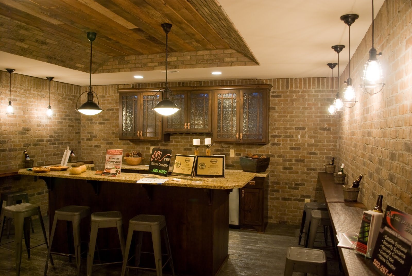 Exceptionnel Spice Up Your Basement Bar: 17 Ideas For A Beautiful Bar Space