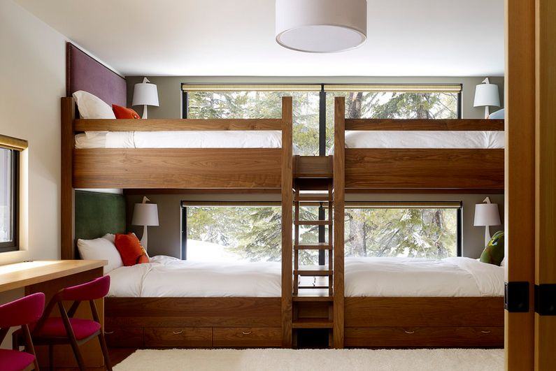 20 cool bunk beds that offer us the gift of style rh homedit com  pictures of really cool bunk beds
