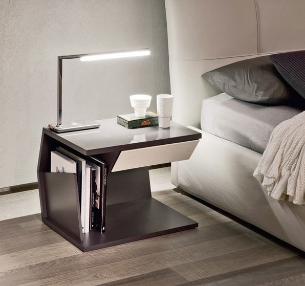 Modern Nightstands That plete The Room With Their Uniqueness