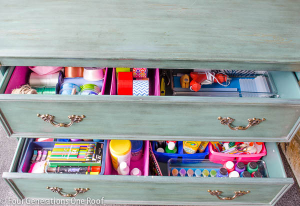 Dresser Drawer Organization How To Organize