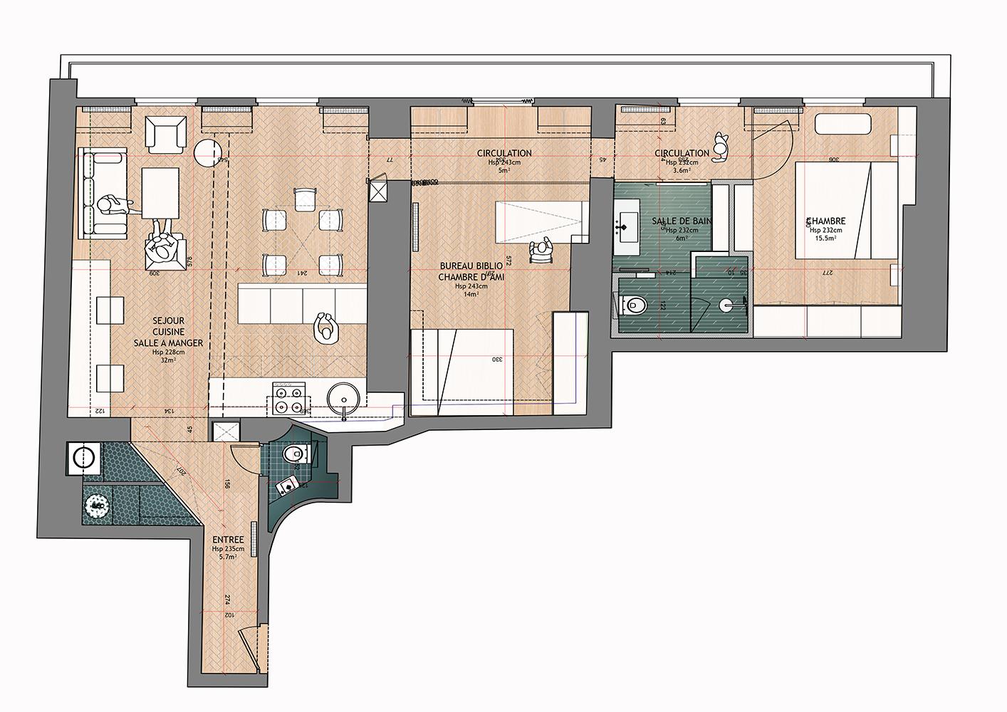 Best Apartment Floor Plans Designs Pictures - Interior Design ...