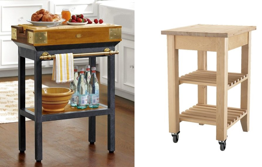 Top 10 favorite ikea kitchen hacks for Bekvam kitchen cart