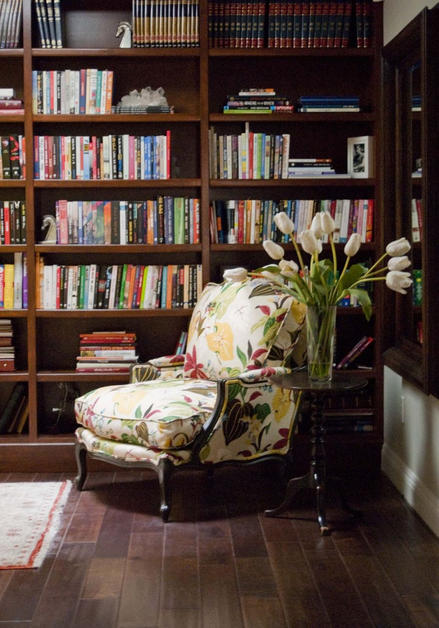 Creating A Home Library That 39 S Smart And Pretty