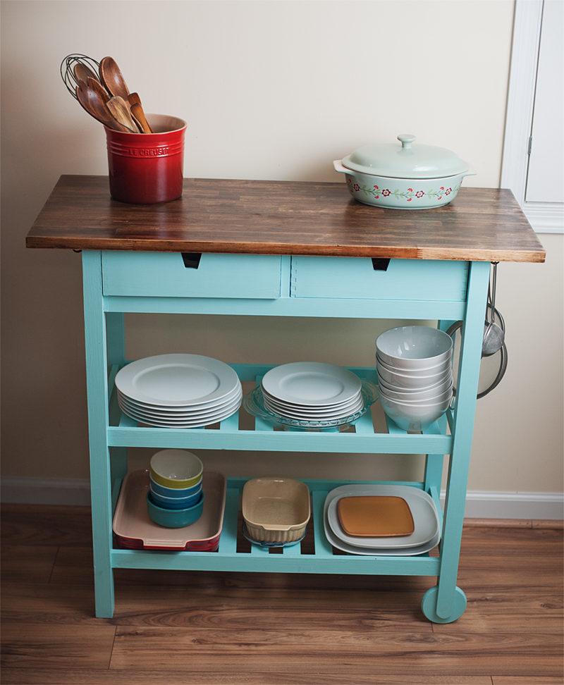 Ikea Kitchen Cart Hack: Kitchen Design Ideas, Pictures, Decor And Inspiration