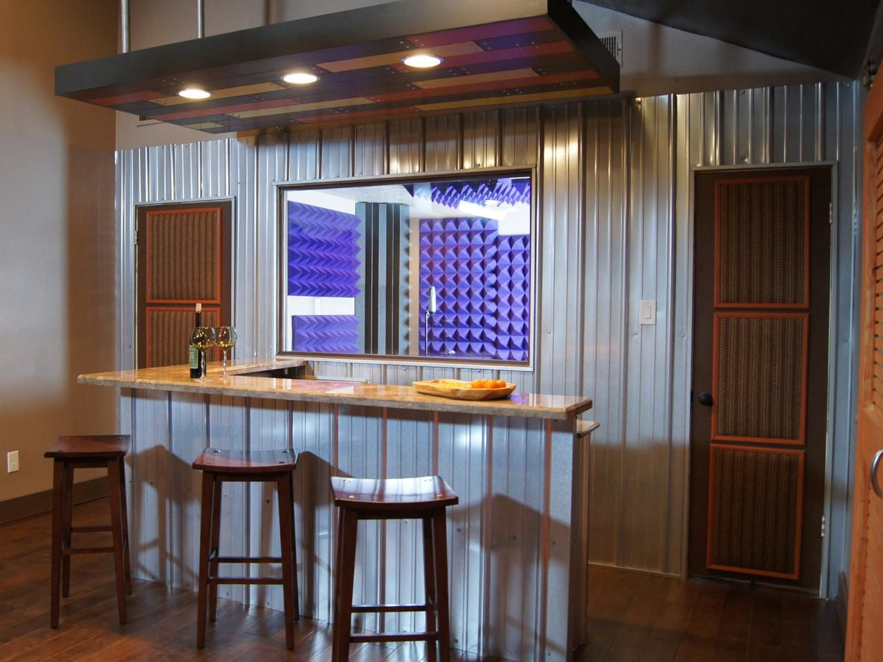 Genial Simple Basement Bar Ideas. Simple Basement Bar Ideas N