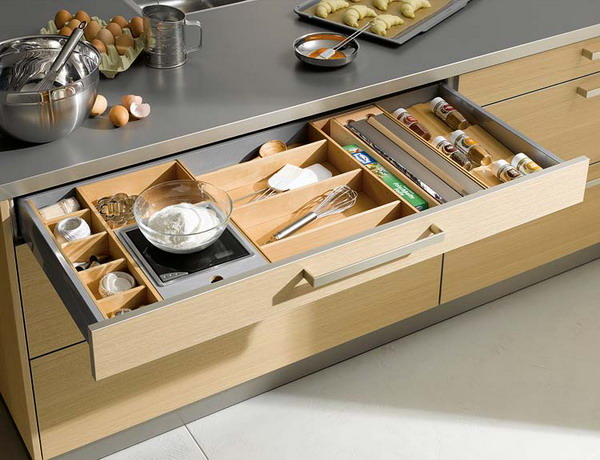 kitchen drawer organization ideas how to organize drawers for every room of the house 174