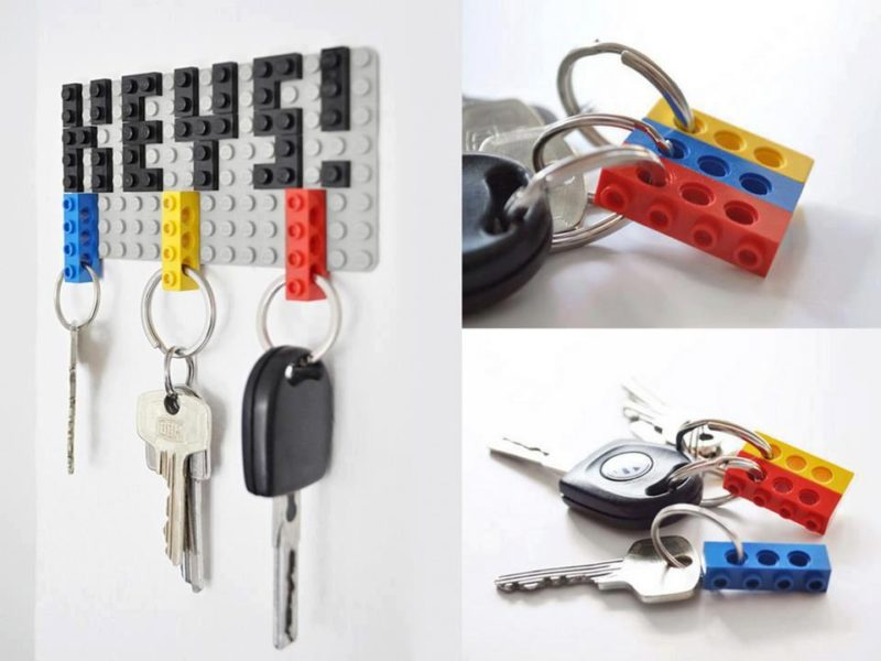 20 Stylish Key Racks For the House