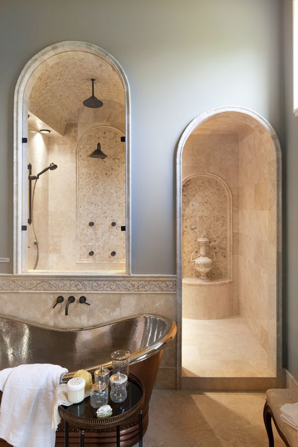 Roman Shower Stalls For Your Master Bathroom Amazing Stall Bathroom Style