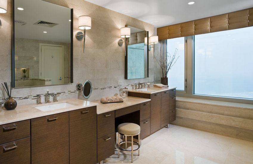 light makeup attached within choice inside with of vanity height sink and on area plans in counter bathroom cabinet
