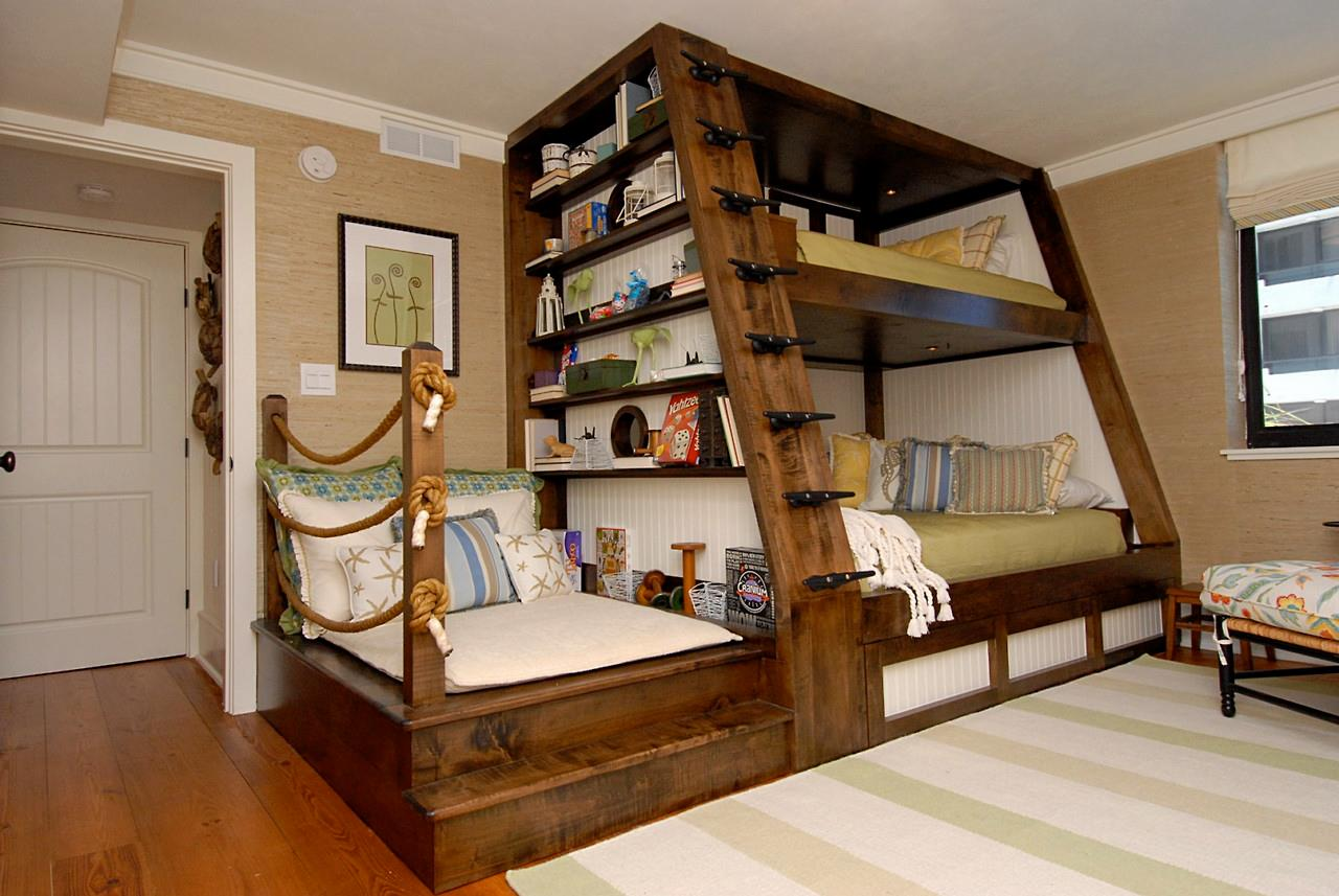 Design Bunk Bedroom Ideas 20 cool bunk beds that offer us the gift of style