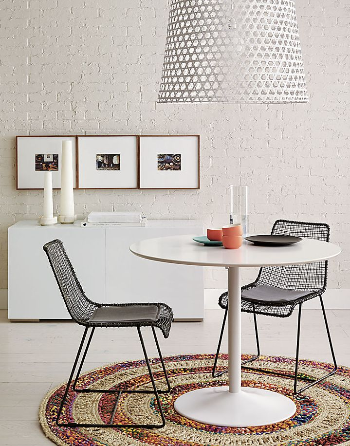 Elegant Industrialize Your Dining Room With Metal Dining Chairs Amazing Pictures