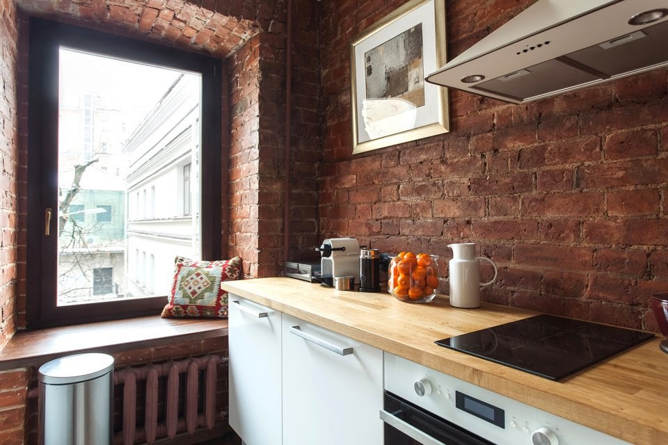 Delicieux Renovated Studio Apartment Kitchen Window Nook