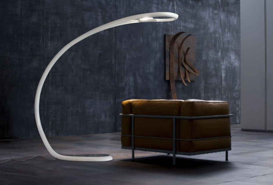 Unique Floor Lamps With Out Of The Ordinary Designs