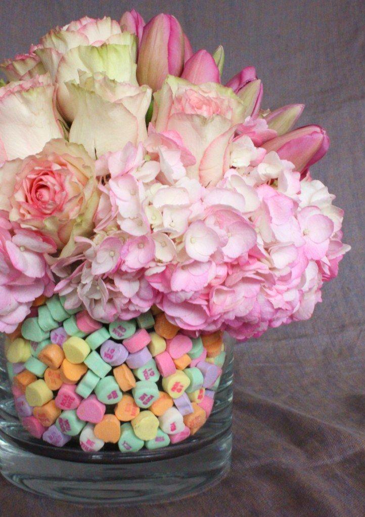 valentine bouquete