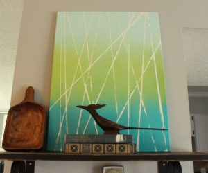 DIY Abstract Art – Quick & Customized Modern Artwork