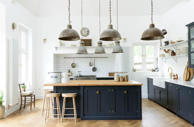 contemporary kitchen cabinets Black Kitchen Cabinets