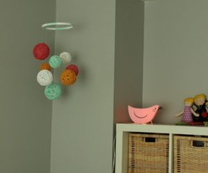 DIY Baby Mobile – A Cute and Versatile Project for a Nursery