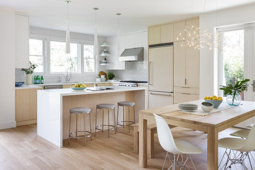contemporary kitchen cabinets Durable Wood Cabinets