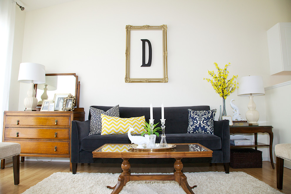 Stylish monogrammed wall decor for Living room 7 letters