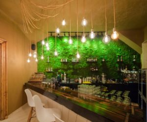 SHIFT – A Restaurant Shaped By Music And Nature In Bucharest