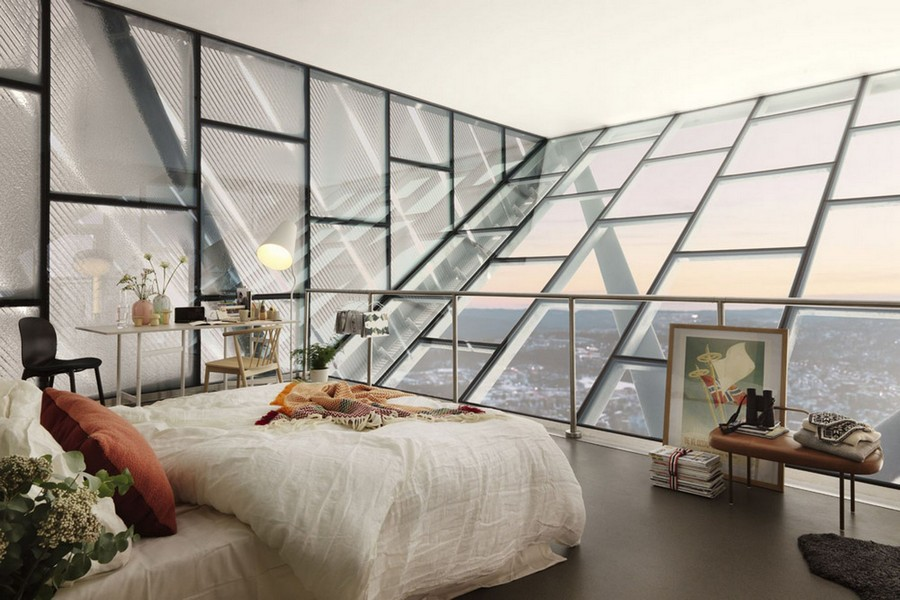 Ski-jump-penthouse-bedroom.view