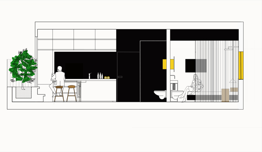 Tel-Aviv-apartment-plan-1