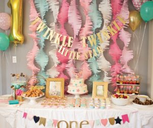 Stylish Fun Birthday Party Ideas For Little S