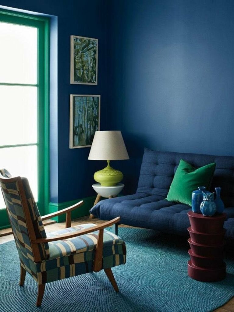 Use Analogous Colors to Create a Mood