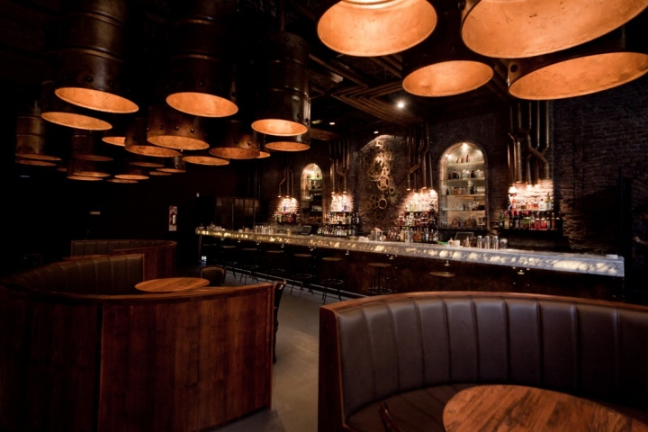 Victoria-Brown-bar-barrel-lighting-fixtures
