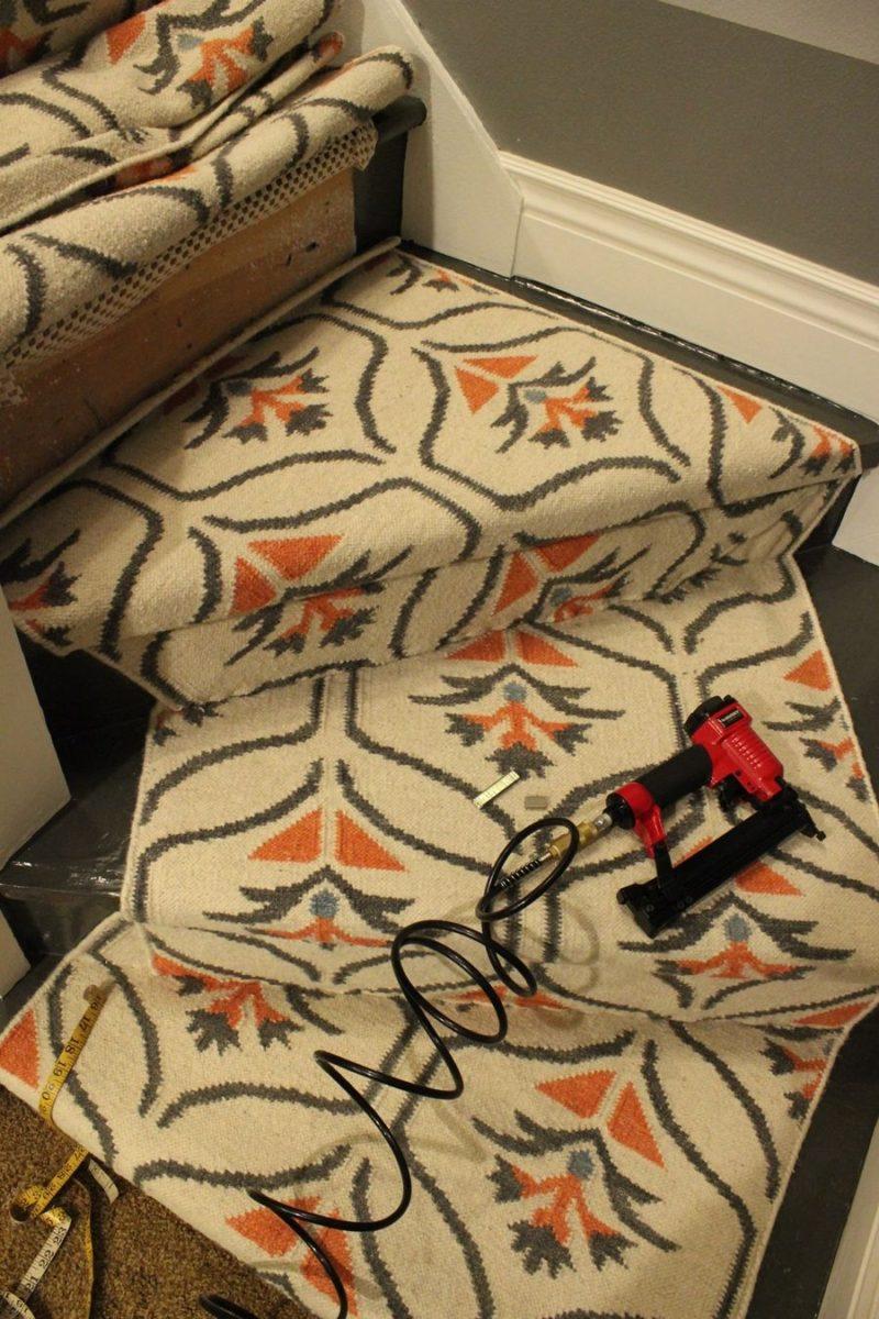 更新您的楼梯:如何在楼梯上拆卸和安装地毯
